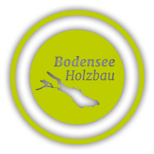 Bodensee Holzbau Logo Schatten